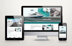 Roski composites IDEA site web mobile