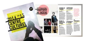Centre culturel UdeS IDEA brochure