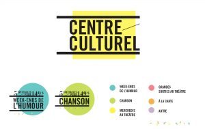Centre culturel UdeS IDEA signature