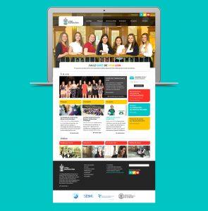 Collège Mont Notre-Dame IDEA site web