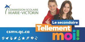 Commission scolaire Marie-Victorin IDEA secondaire