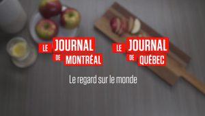 Journal de Montréal IDEA monde