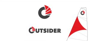 Outsider Sailboat IDEA logo
