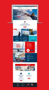 Outsider Sailboat IDEA site web