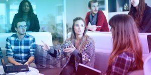 employés ambassadeurs diffuseurs marque IDEA communications