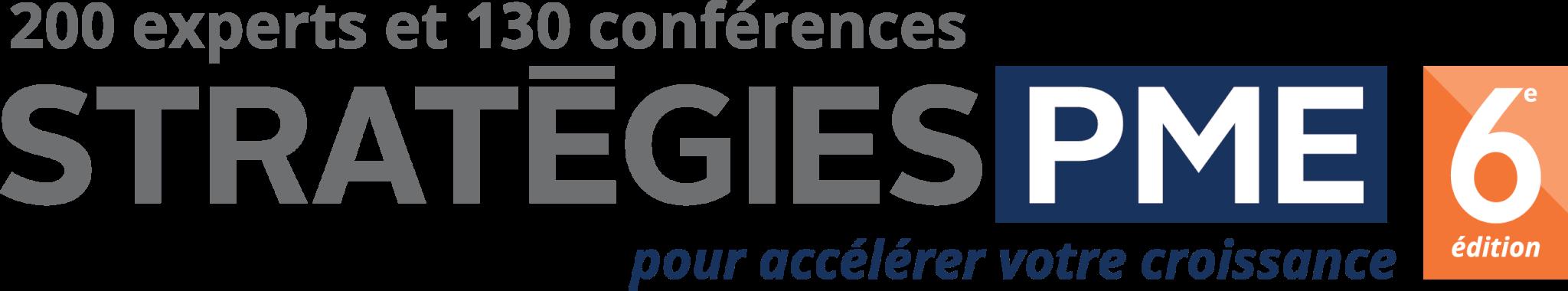 Logo Salon Stratégies PME